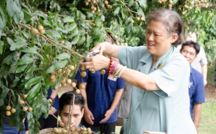 Her Royal Highness Princess Maha Chakri Sirindhorn Visits th ...