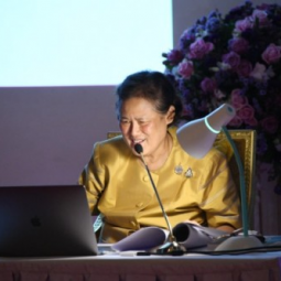 "Her Royal Highness Princess Maha Chakri Sirindhorn Presides Over the Opening Ceremony of ""Royal Photo Exhibition by H.R.H. Princess Maha Chakri Sirindhorn of Thailand"""