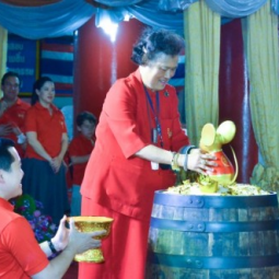 "Her Royal Highness Princess Maha Chakri Sirindhorn Presides Over the Opening of ""2020 Yaowarat Chinese New Year Festival"""