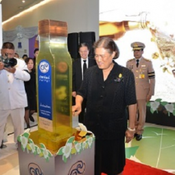 "Her Royal Highness Princess Maha Chakri Sirindhorn Presides over the Opening Ceremony of the ""Second PatPat Camellia Tea Oil Festival"""